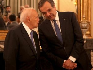 Yunanistan'da yeni hükümet işbaşı yaptı