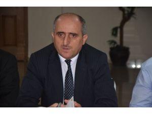 Zonguldak Orman Bölge Müdürü Çelebi, veda etti