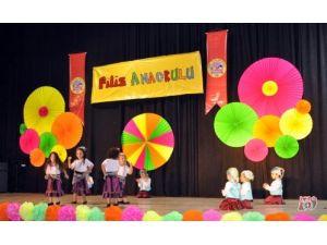 Filiz Anaokulu'nun yıl sonu gösterisi beğenildi