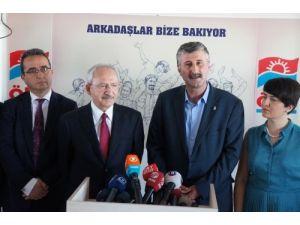Kılıçdaroğlu: Cumhurbaşkanlığı seçiminde uzlaşmayı yakalamak istiyoruz