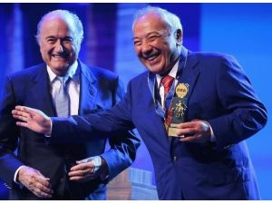 FİFA, Özbekistan Futbol Federasyonu'nu ödüllendirdi