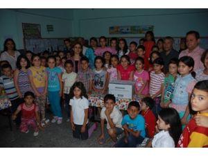 Atık Pil Yarışması'nda Hancıoğlu'na ödül