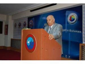 ALTO Başkanı Saka: Vergisini düzenli ödeyenler teşvik edilsin