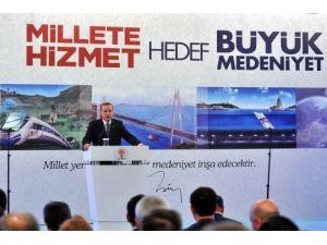 Erdoğan'dan Kılıçdaroğlu'na: Bendeki bayrak sevgisinin zerresi sende olamaz