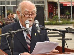 ADD Bandırma Şubesi bayrak indirme olayını kınadı