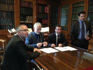 AHİKA, İtalyan kalkınma ajansıyla işbirliği yapacak