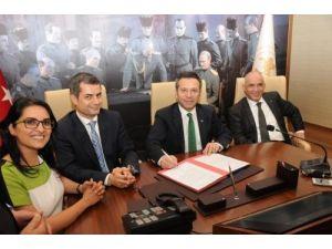 TİV ve ÇED Samsun'a engelli anasınıfı yapmak için protokol imzaladı