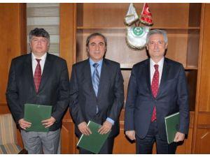 Çukurova Üniversitesi ile Adana Çimento arasında işbirliği protokolü