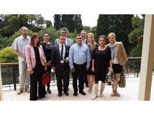 ESAFED'in Balkanlar'daki ilk durağı Romanya