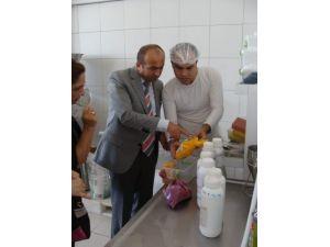 Aydın'da gıda denetiminde bir ayda 90 bin TL ceza kesildi
