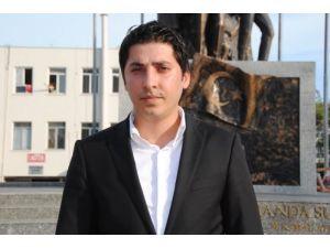 Ülkücüler Diyarbakır'da bayrağa yapılan saldırıyı kınadı