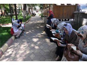 'İskilip Kitap Okuyor' kampanyası başladı