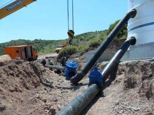 İzmir'in turizm merkezindeki su çilesine belediyeden müdahale