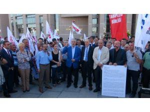 Sendikalar, Gezi eylemlerindeki ölümlerde hükümeti sorumlu tuttu