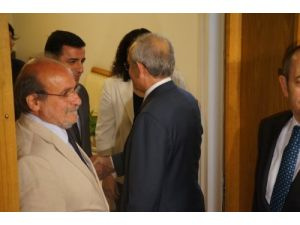 Kılıçdaroğlu ile HDP eşbaşkanlarının görüşmesi başladı