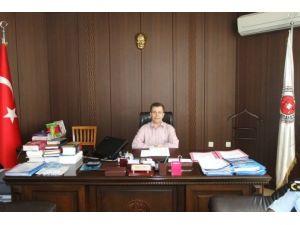 Çanakkale Cumhuriyet Başsavcılığına atanan Turan'a hayırlı olsun ziyaretleri