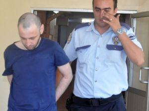 Edirne'de polisi şehit eden zanlılar adliyeye sevk edildi