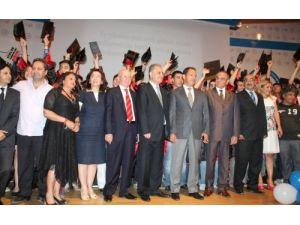 OİB Teknik ve Endüstri Meslek Lisesi ilk mezunlarını verdi