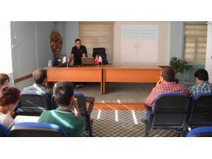 Sarıkaya'da halk oyunları antrönörlük kursu açıldı