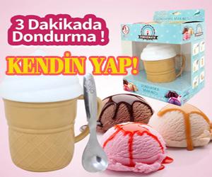 Dondurmatik ile dondurmanı evinde yap!