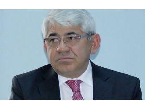 Başkan Karaçanta: Hak ihlallerinin sona ermesini niyaz ediyorum