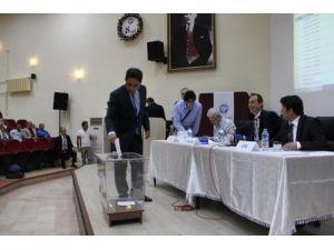 Erzincan Üniversitesi'nde rektörlük seçimi yapıldı