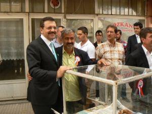Hisarcıklıoğlu: Bölgenin ekonomisi en güçlü ülkesi Türkiye