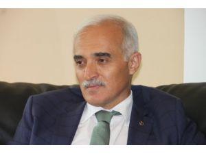MÜSİAD Başkanı Olpak: Beklentimiz güven ve istikrar ortamının devamıdır