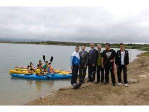 UÜ Spor Kulübü'nde kano branşı açıldı