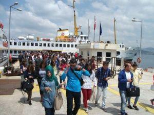 Mudanya'dan Büyükada'ya seferler üçleniyor