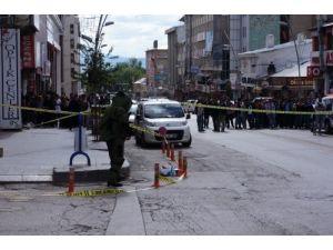 Gerginliğin yaşandığı Erzurum'da şüpheli paket paniği