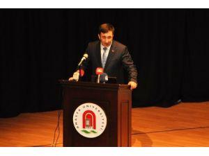Bakan Yılmaz: Amasya Üniversitesi'ne 124 milyon lira yatırım ödeneği verdik