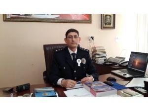 Dörtyol Bölge Trafik Denetleme İstasyon Amiri, terfi ederek Diyarbakır'a atandı