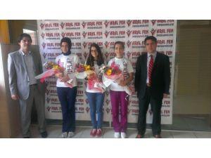 Aral Fen Dershanesi, TEOG sınavında dereceleri topladı