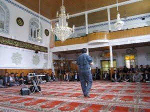 Yaz Kur'an kursları öncesi eğiticilere seminer