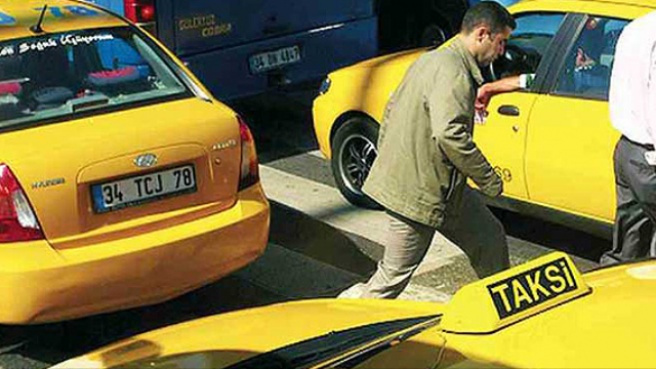 Astronomik Rakamlara Ulaşan Taksi Plakalı Hayali Olarak Satılmış