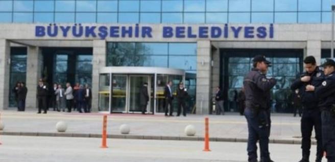 Ankara Büyükşehir'de hareketli dakikalar