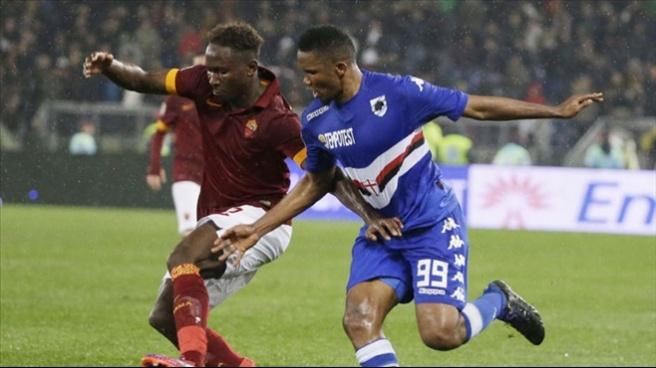 Roma 0-2 Sampdoria