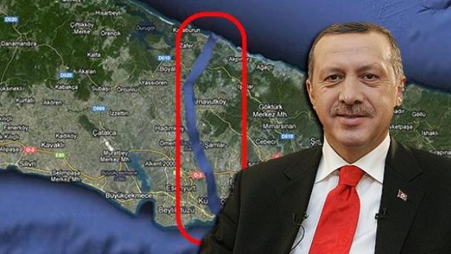 Kanal İstanbul Projesinin Detayları Belli Oldu