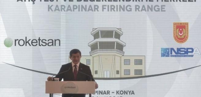 Başbakan Davutoğlu'ndan Uzay ajansı müjdesi