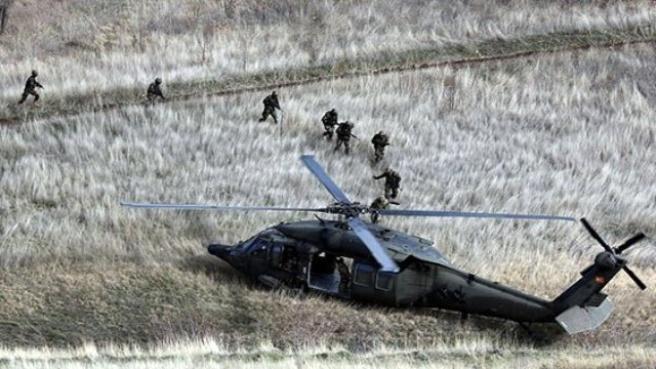 TSK'dan PKK Sığınaklarına Operasyon