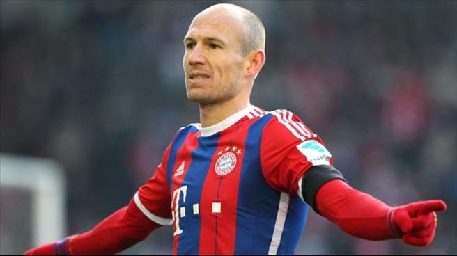 Van Persie yok, Robben belirsiz!