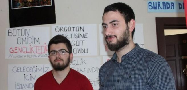 CHP Trabzon İl Başkanlığındaki