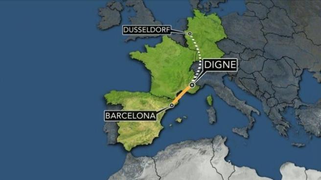 Fransa'da Yolcu Uçağı Düştü: İçinde Türk Yolcular da Vardı