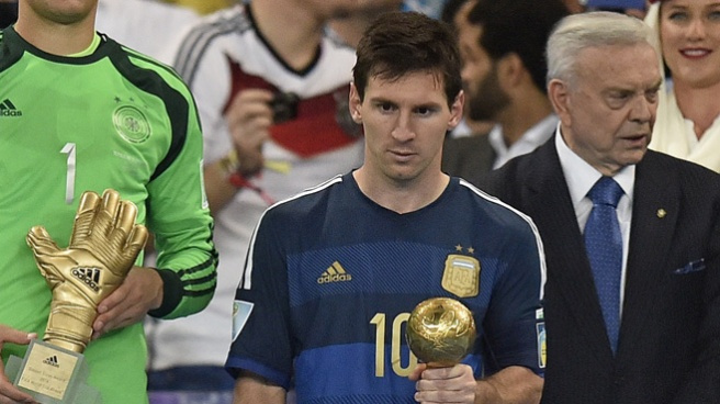 Messi'ye neden verildi!