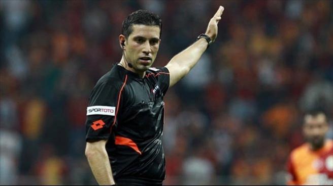 Çaykur Rizespor-Fenerbahçe Maçının hakemi Palabıyık