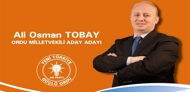Ali Osman Tobay yeni 'Ordu' için yola çıkıyor