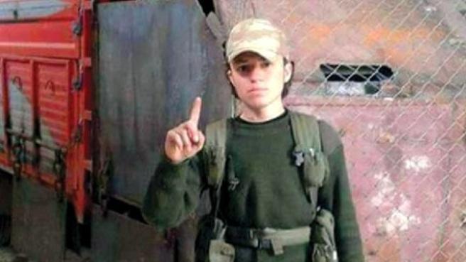 Halep'teki İntihar Komandosu Türk Çıktı