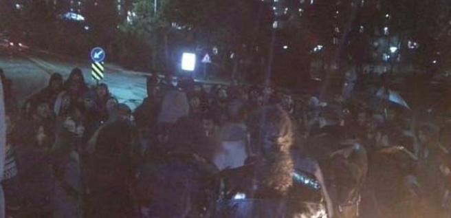 ODTÜ'de camiye giden öğrencilere saldırı