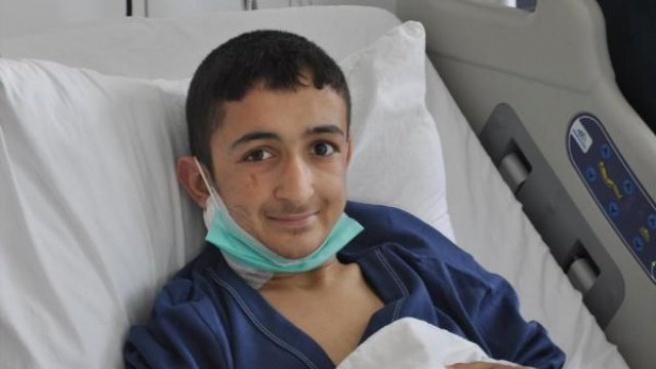 8 Yaşındaki Ali'nin Böbreği Liseli İsmail'e Hayat Verdi